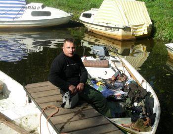 Zawody Spinningowe w Pogorzelcu.  Zdjęcia naszego kolegi Piotra Ruszkowskiego.